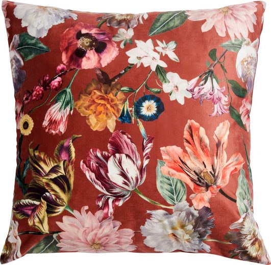Essenza Dekokissen »Filou«, mit malerischen Blumen