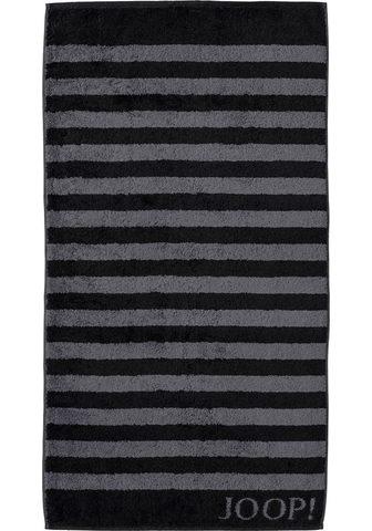Joop! Duschtuch »Stripes« (1-St) su dezenten...