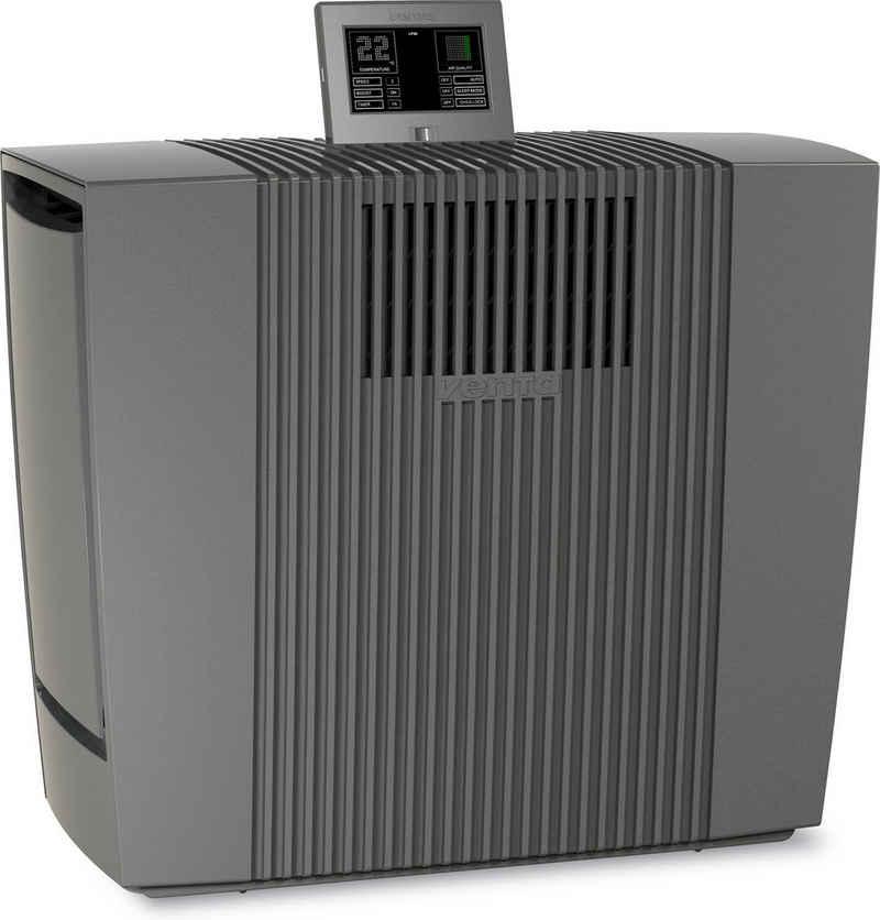 Venta Luftreiniger LP60 Ultra, befreit die Raumluft zu 99,95 % von Allergenen, Feinstaub & Viren bis 0,1 µm, schwarz, für 75 m² Räume