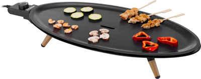 PRINCESS Tischgrill Table Chef Elypse Pure 103200, 1800 W, mit Antihaftbeschichtung