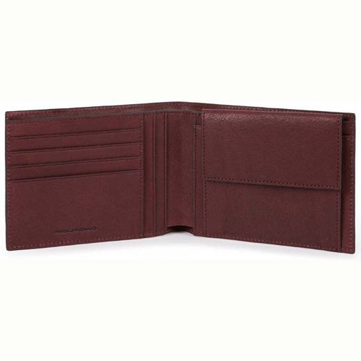 Piquadro Geldbörse »Black Square Geldbörse RFID 12,5 cm«