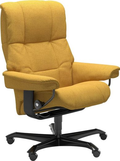 Stressless® Relaxsessel »Mayfair«, mit Home Office Base, Größe M, Gestell Schwarz
