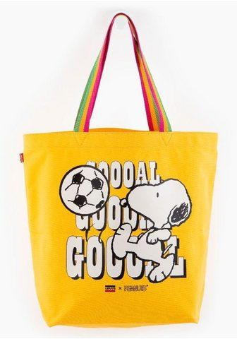 Levi's ® Rankinė »Snoopy Sport Goal« su Druck...