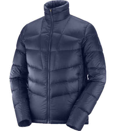 Salomon Skijacke »Salomon Transition Down Jacke wasserfeste Daunen-Jacke für Herren Winter-Jacke Blau«