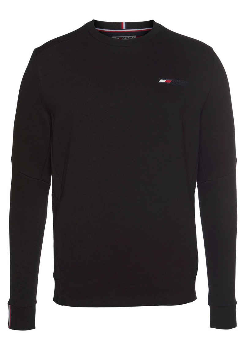 Tommy Hilfiger Sport Sweatshirt »LOGO FLEECE CREW«