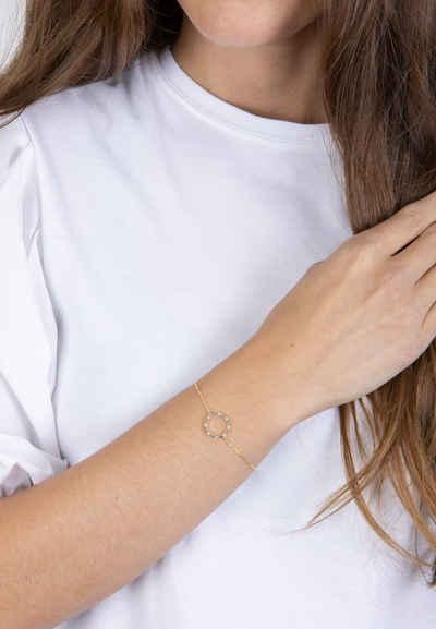Joanli Nor Armband »Armband FILUCANOR mit farbigen Zirkonia«