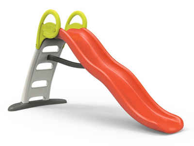 Smoby Rutsche »Smoby Kinder Rutsche Funny II Wellenrutsche mit Wasseranschluss«