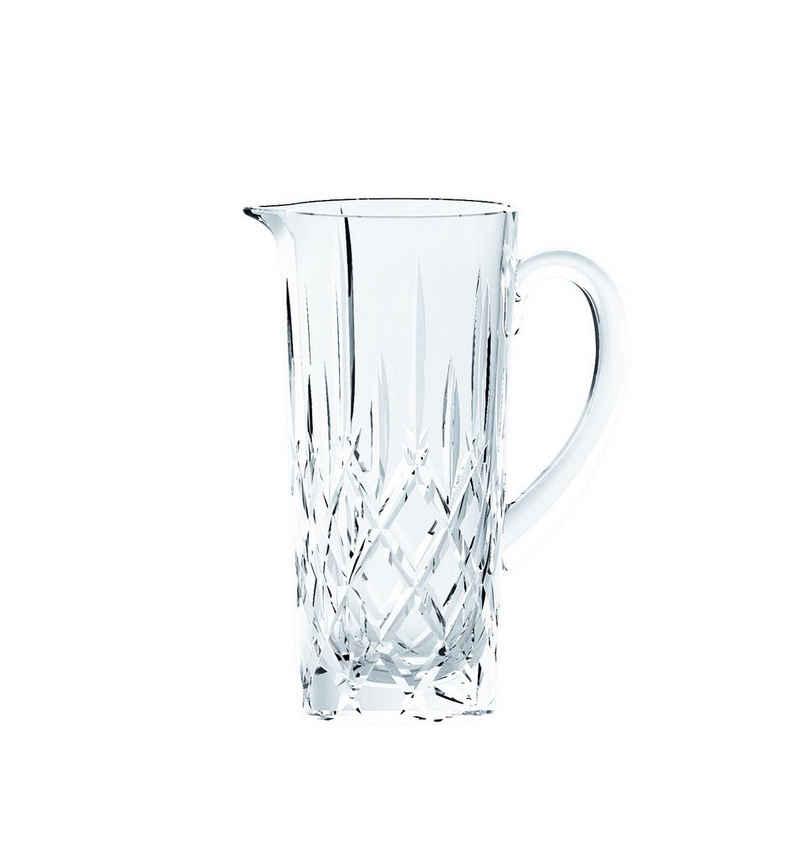 Nachtmann Longdrinkglas »Krug Kristallglas 1,19 l Noblesse«, Glas