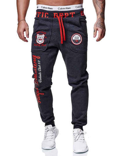 IProfash Trainingsanzug »Herren Jogginghose Sporthose Herren Trainingshose« (1-tlg)