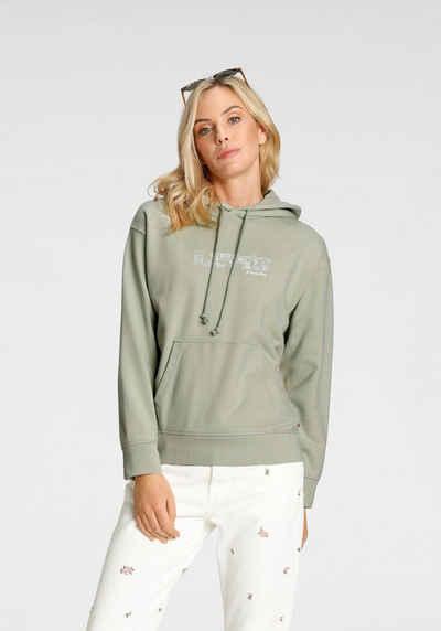 Levi's® Hoodie »Graphic Standard« mit floralem Markenschriftzug