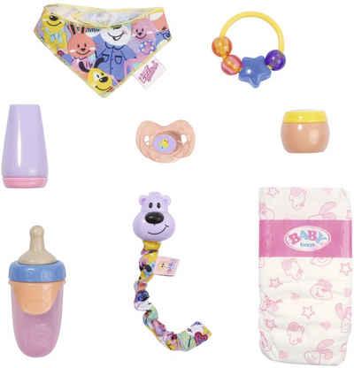 Baby Born Puppen Accessoires-Set, (Set, 8-tlg)