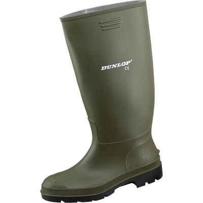 Dunlop »Dunlop Stiefel Pricemastor lang grün« Gummistiefel