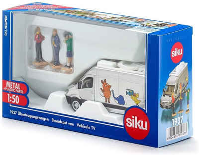 Siku Modellauto »Siku 1937 - Übertragungswagen«