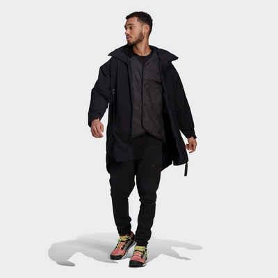adidas Performance Outdoorjacke »MYSHELTER 4IN1 PARKA«
