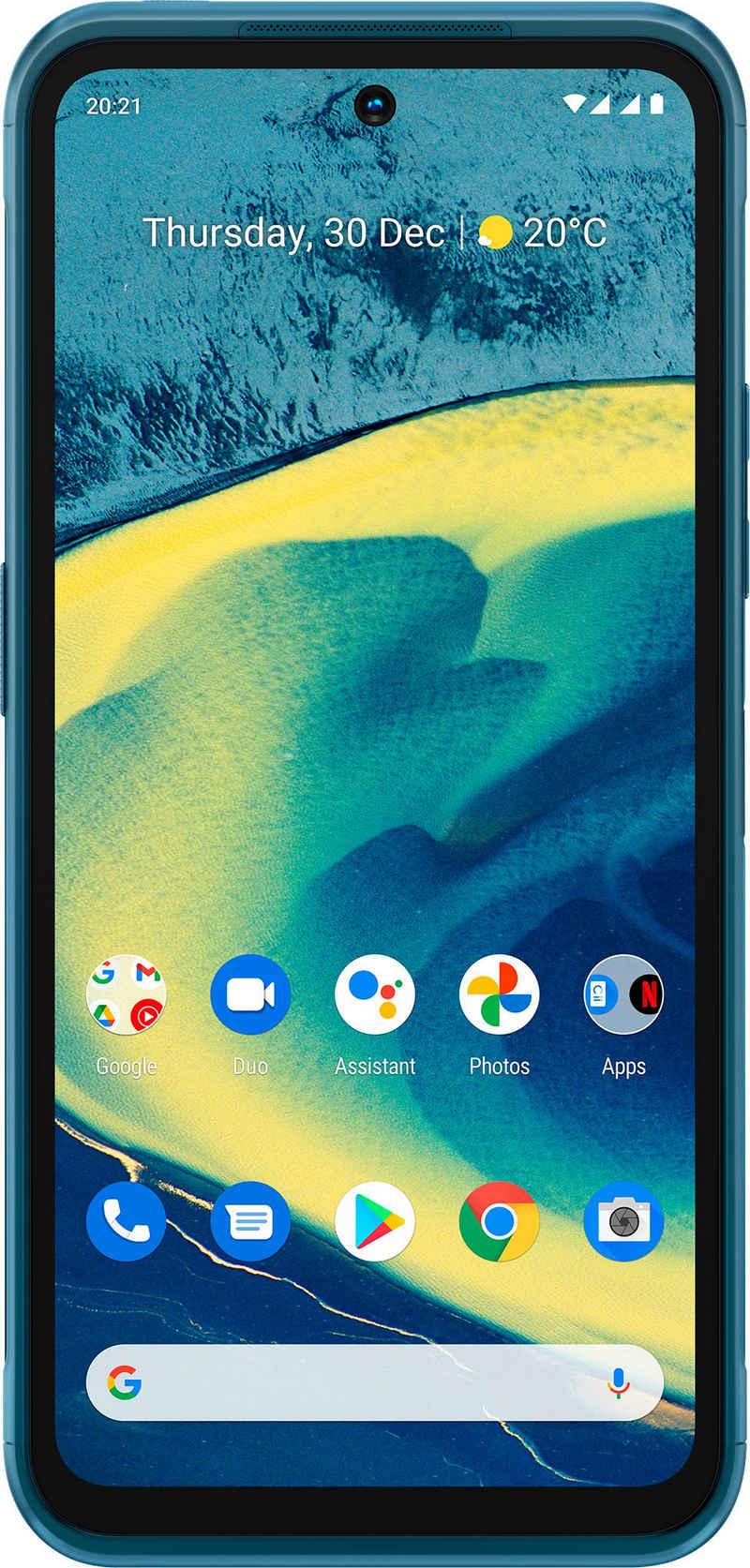 Nokia XR20 Smartphone (16,9 cm/6,67 Zoll, 64 GB Speicherplatz, 48 MP Kamera)