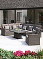 Siena Garden Loungesessel »Porto« (1-tlg), Alu/Polyrattan, verstellbar, inkl. Auflagen, Bild 13