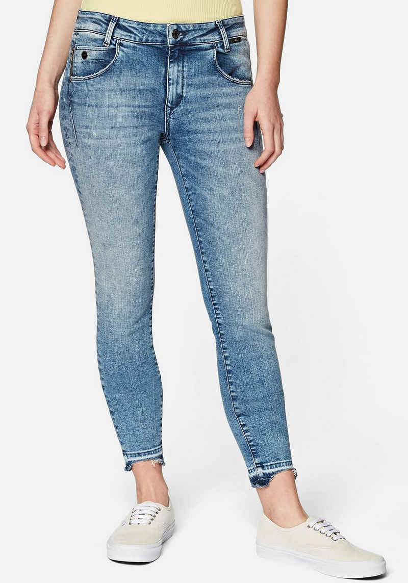 Mavi Skinny-fit-Jeans »ADRIANA-SHIFT« Baumwollstretch für hohen Tragekomfort