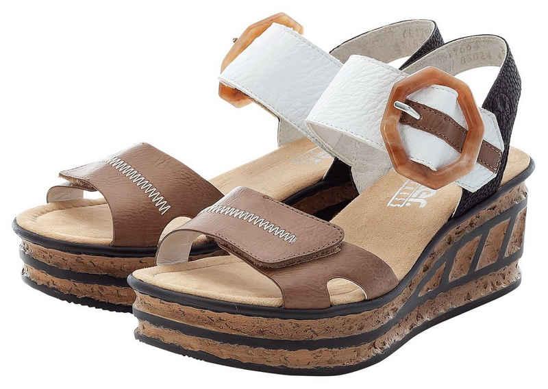 Rieker Sandalette im modischen Look