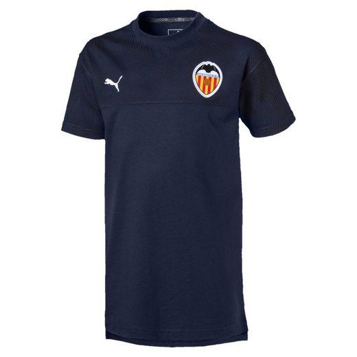 PUMA T-Shirt »Valencia CF Casuals Kinder T-Shirt«