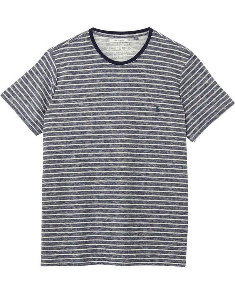 Tom Joule T-Shirt »T-Shirt Textured Striped«