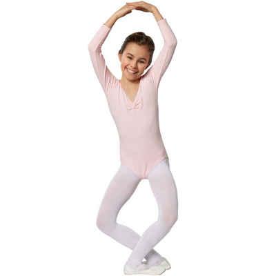 tectake Body »Body für Kinder pink« (1-tlg)