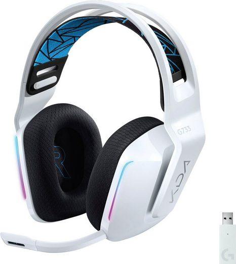 Logitech G »G733 K/DA« Gaming-Headset (Mikrofon abnehmbar)