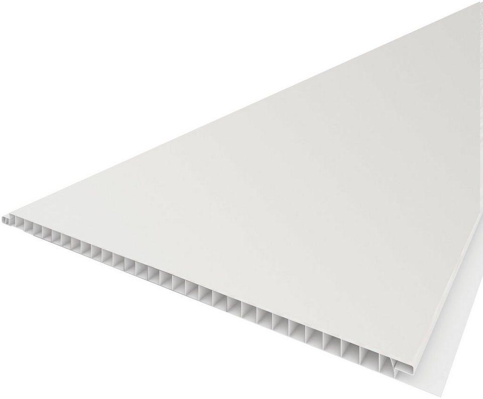 Baukulit Vox Baukulit Verkleidungspaneel B25 Glatt Edle Optik Online Kaufen Otto