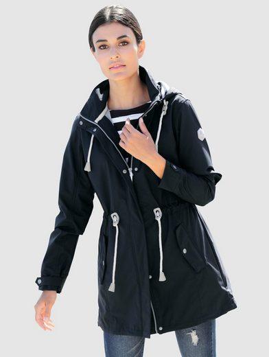 Alba Moda Jacke in Softshell-Qualität