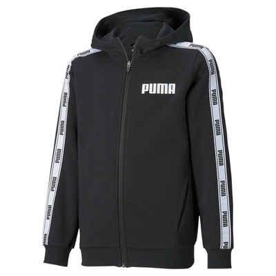 PUMA Sweater »Tape French Terry Jugend Kapuzenjacke«