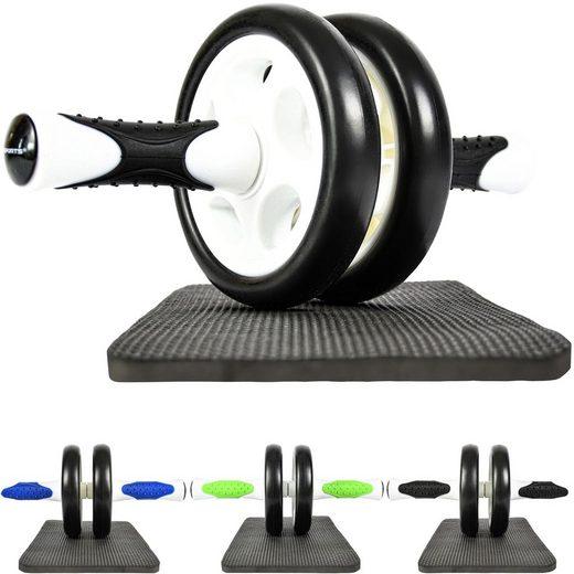 MSports® Bauchtrainer »Ab Wheel Premium«
