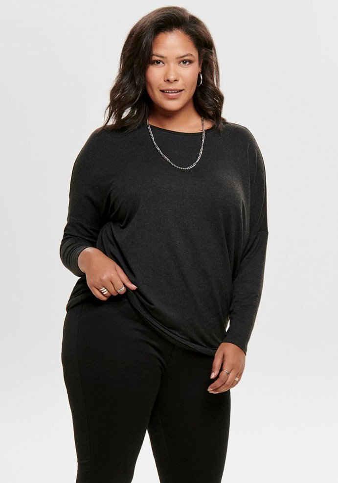 ONLY CARMAKOMA Oversize-Shirt »CARCARMA« mit überschnittenen Schultern
