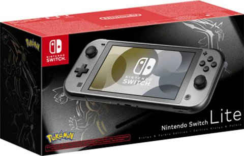 Nintendo Switch Lite, Dialga & Palkia Edition
