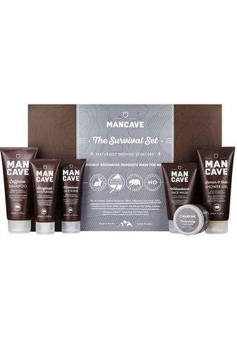 MAN CAVE Hautreinigungs-Set »The Survival Set« ...