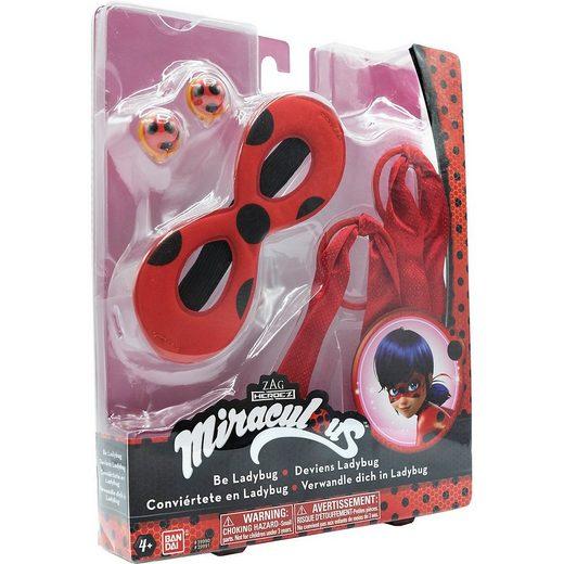 Bandai Puppenkleidung »Rollenspielset Miraculous«