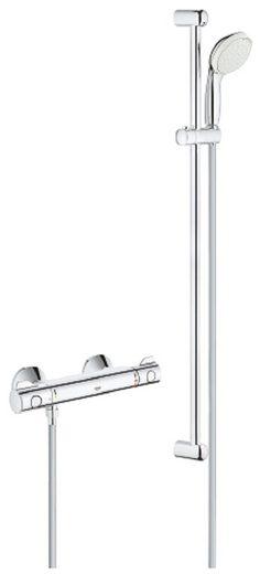 Grohe Brausethermostat »Grohtherm 800« für Wandmontage, DN 15