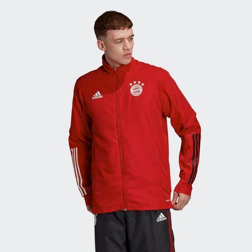 adidas Performance Trainingsjacke »FC Bayern München Präsentationsjacke«