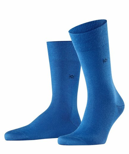 Burlington Socken »Leeds« (1-Paar) mit Schurwolle