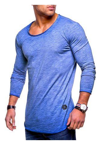 behype Marškinėliai ilgomis rankovėmis »Dust ...