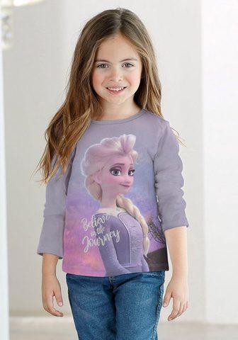 Disney Frozen Marškinėliai ilgomis rankovėmis »BELIE...