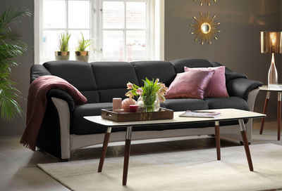 Stressless® 3-Sitzer »Oslo«, Gestell Whitewash