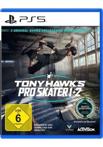 Activision Tony Hawk's Pro Skater 1+2 PlayStation...