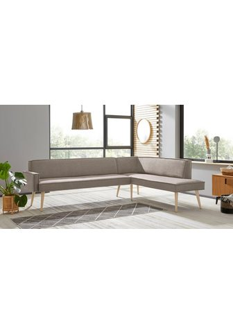exxpo - sofa fashion Eckbank »Lungo«