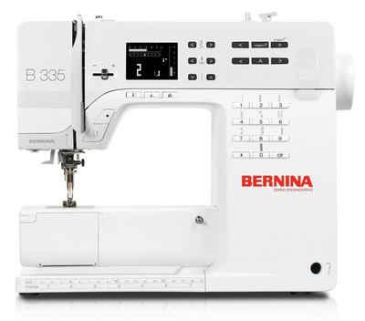 Bernina Nähmaschine Bernina 335 Computer Nähmaschine, inklusive Anschiebetisch
