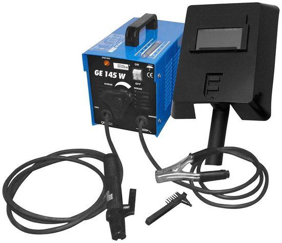 GÜDE Elektroschweißgerät »GE 145 W«