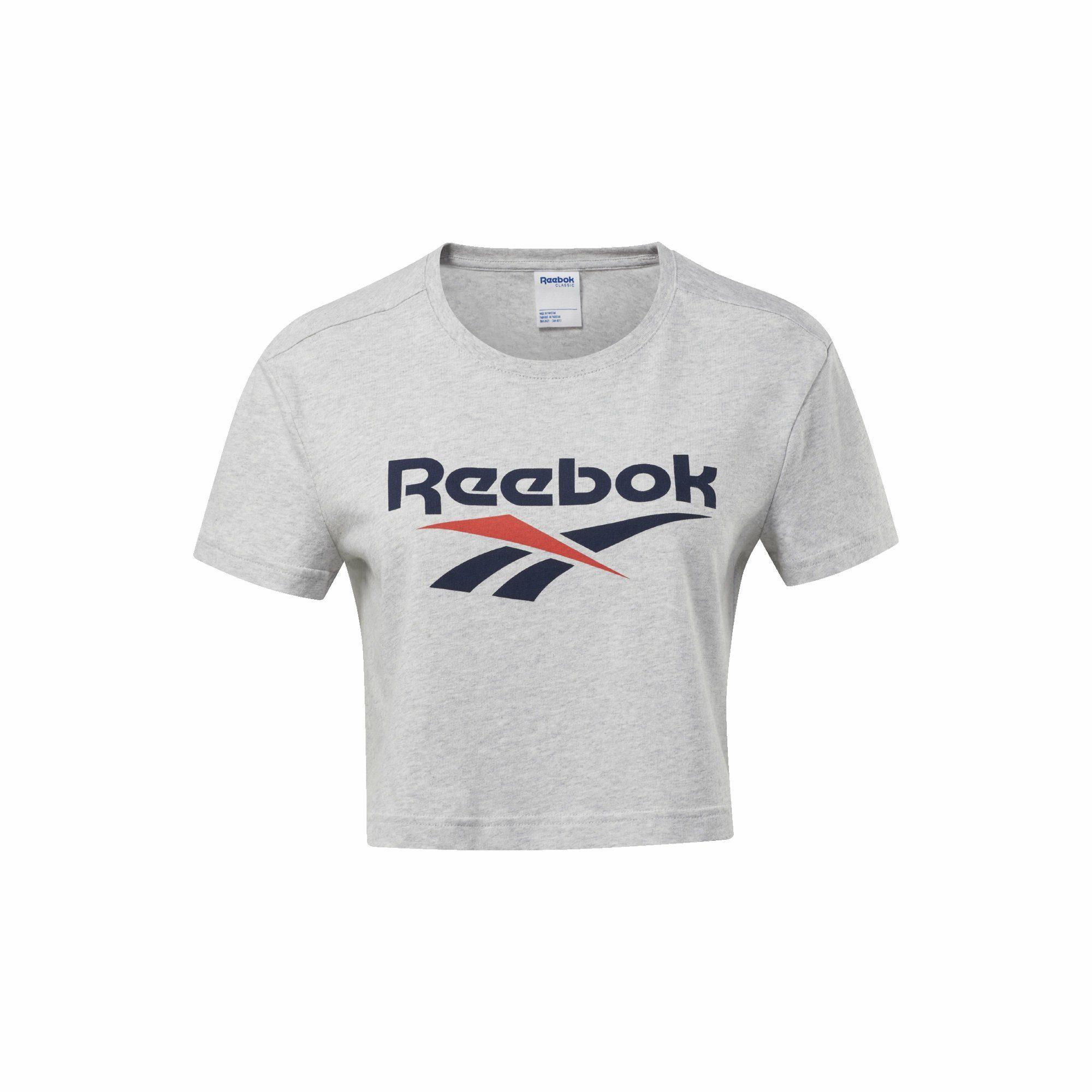 Reebok Classic T Shirt »Classics Vector Crop Top« | OTTO