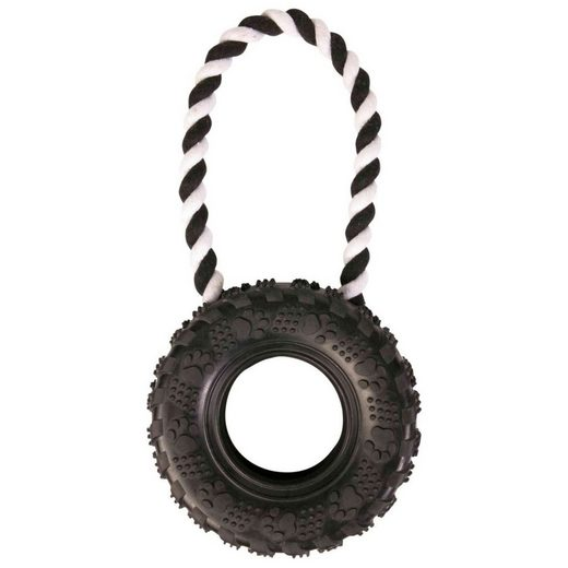 TRIXIE Zerrspielzeug »Reifen Gummi«