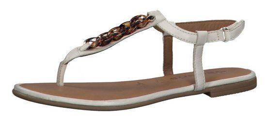 Tamaris »1-28160-24 Sandaletten 418 Ivory« Sandale