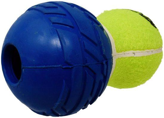 Nerf Dog Tierball »AirMax Elite Feeder«, Gummi, (2-tlg) 13,3 cm