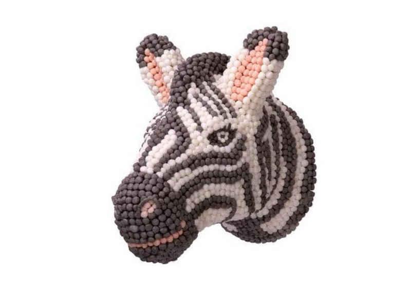 PlayMais Kreativset »HOME Zebra«, (9000-tlg)