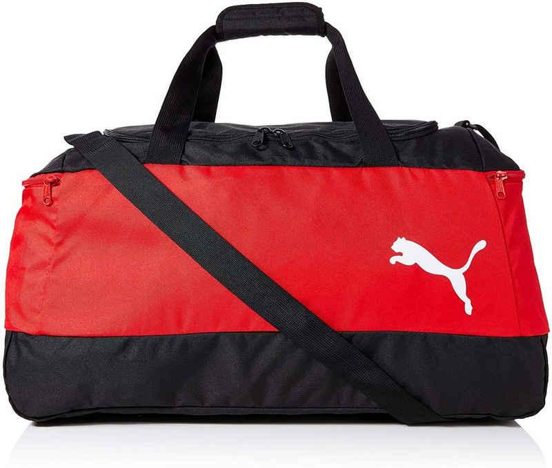 Puma Messer Sporttasche »PUMA Pro Training II M Sporttasche, ROT Red-Puma Black«, besonders leicht